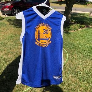 Boys Golden State Warriors - Steph Curry Jersey